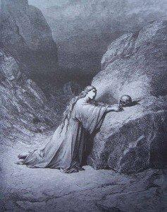 Myyriam de Madala dans Les Célestes gravure-dore-bible-marie-madeleine-repentante-237x300